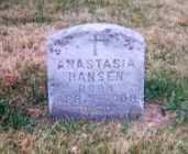 HANSEN, ANASTASIA - Dubuque County, Iowa | ANASTASIA HANSEN