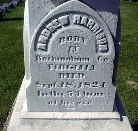 HARRISON, ANDREW - Dubuque County, Iowa | ANDREW HARRISON