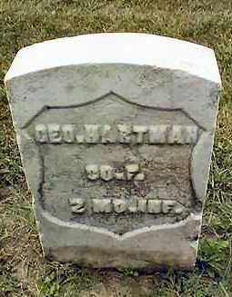 HARTMAN, GEORGE - Dubuque County, Iowa | GEORGE HARTMAN