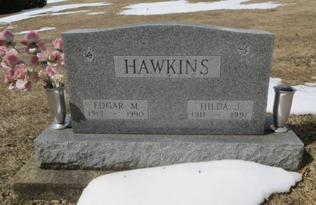 HAWKINS, EDGAR M. - Dubuque County, Iowa | EDGAR M. HAWKINS
