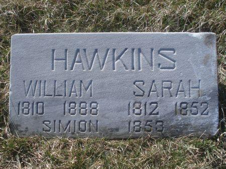 HAWKINS, SARAH - Dubuque County, Iowa | SARAH HAWKINS