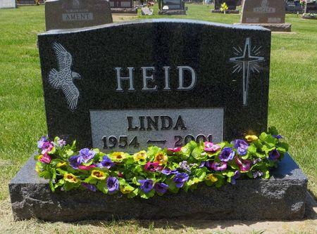 HEID, LINDA - Dubuque County, Iowa | LINDA HEID