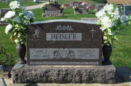 HEISLER, MARGARET C. - Dubuque County, Iowa   MARGARET C. HEISLER