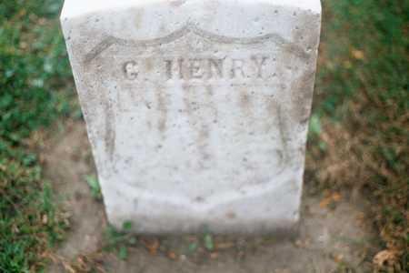 HENRY, G. - Dubuque County, Iowa   G. HENRY
