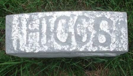 HIGGS, UNKNOWN - Dubuque County, Iowa | UNKNOWN HIGGS