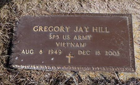 HILL, GREGORY JAY - Dubuque County, Iowa | GREGORY JAY HILL