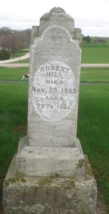 HILL, ROBERT - Dubuque County, Iowa | ROBERT HILL