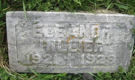 HILLIER, ELEANOR - Dubuque County, Iowa | ELEANOR HILLIER