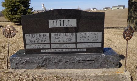 HILL, DORRIS E. - Dubuque County, Iowa | DORRIS E. HILL