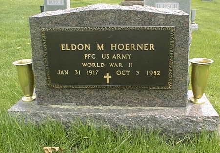 HOERNER, ELDON M. - Dubuque County, Iowa | ELDON M. HOERNER
