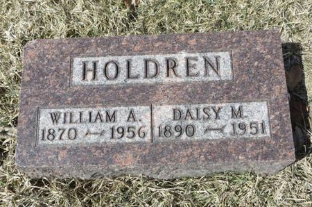 HOLDREN, WILLIAM A. - Dubuque County, Iowa | WILLIAM A. HOLDREN