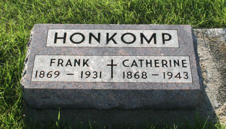 HONKOMP, CATHERINE - Dubuque County, Iowa | CATHERINE HONKOMP