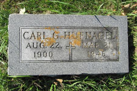HUFNAGEL, CARL - Dubuque County, Iowa | CARL HUFNAGEL
