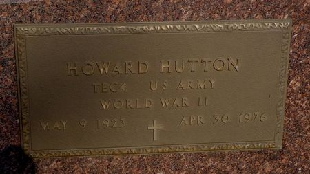 HUTTON, HOWARD - Dubuque County, Iowa | HOWARD HUTTON