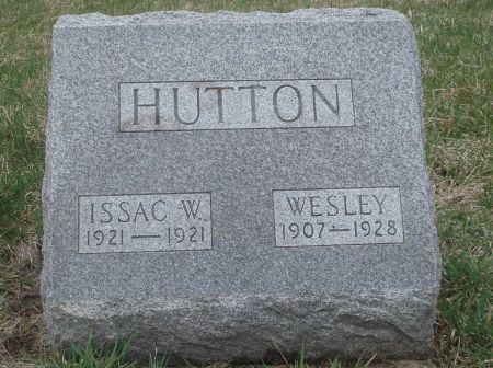 HUTTON, WESLEY - Dubuque County, Iowa | WESLEY HUTTON