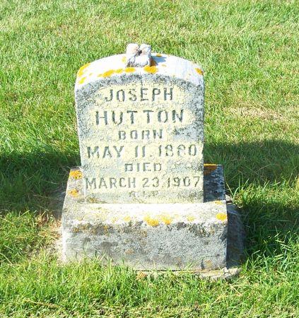 HUTTON, JOSEPH - Dubuque County, Iowa | JOSEPH HUTTON