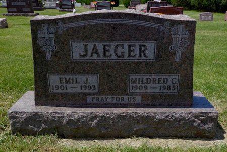 JAEGER, MILDRED C. - Dubuque County, Iowa | MILDRED C. JAEGER