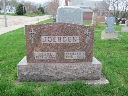 JOEBGEN, FRANK - Dubuque County, Iowa | FRANK JOEBGEN