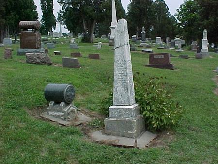 JOHNSON, WILLIAM - Dubuque County, Iowa | WILLIAM JOHNSON