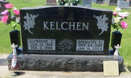 KELCHEN, GERMAINE E. - Dubuque County, Iowa   GERMAINE E. KELCHEN