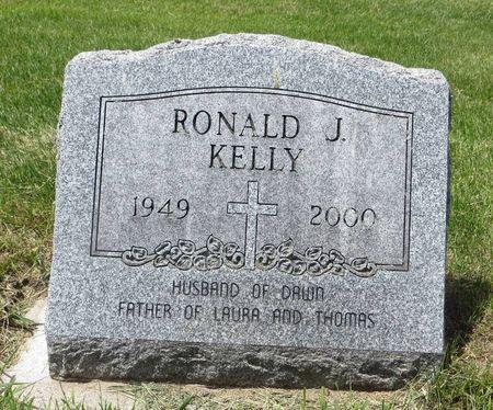KELLY, RONALD J. - Dubuque County, Iowa | RONALD J. KELLY