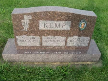 KEMP, EDWARD PAUL - Dubuque County, Iowa | EDWARD PAUL KEMP