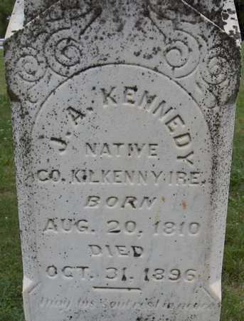 KENNEDY, J.A. - Dubuque County, Iowa   J.A. KENNEDY
