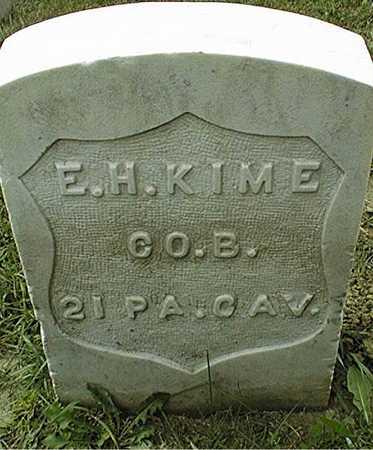 KIME, E.H. - Dubuque County, Iowa | E.H. KIME