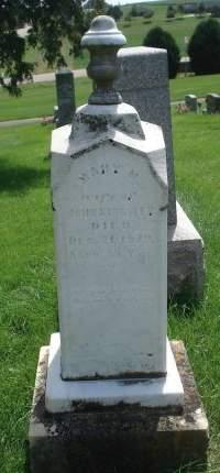 KINGSLEY, MARY M. - Dubuque County, Iowa   MARY M. KINGSLEY