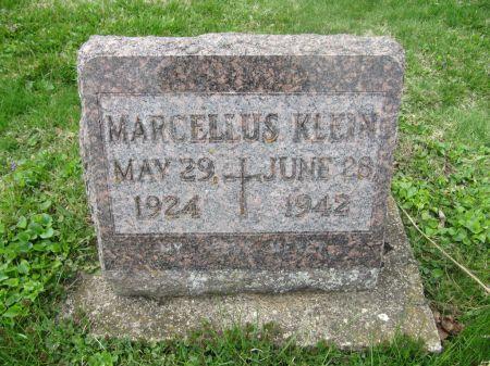 KLEIN, MARCELLUS - Dubuque County, Iowa | MARCELLUS KLEIN