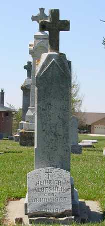 KLUESNER, BERNARD - Dubuque County, Iowa   BERNARD KLUESNER