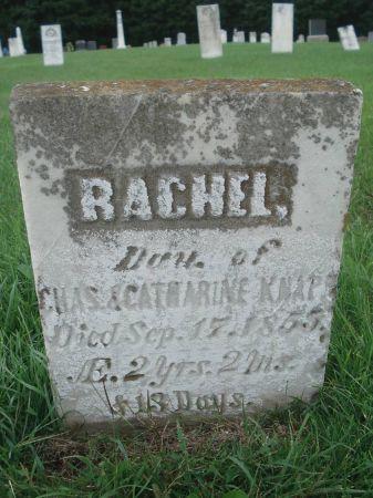 KNAPP, RACHEL - Dubuque County, Iowa   RACHEL KNAPP