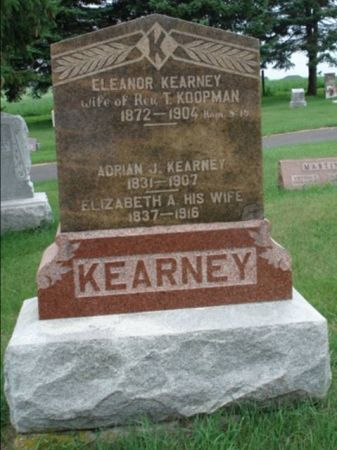 KEARNEY, ADRIAN J. - Dubuque County, Iowa | ADRIAN J. KEARNEY