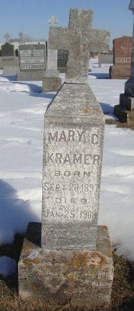 KRAMER, MARY C. - Dubuque County, Iowa | MARY C. KRAMER