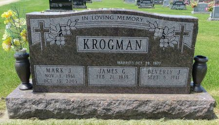 KROGMAN, MARK J. - Dubuque County, Iowa | MARK J. KROGMAN