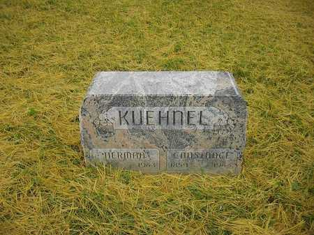 KUEHNEL, HERMAN - Dubuque County, Iowa | HERMAN KUEHNEL