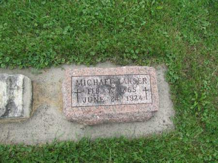 LANSER, MICHAEL - Dubuque County, Iowa   MICHAEL LANSER