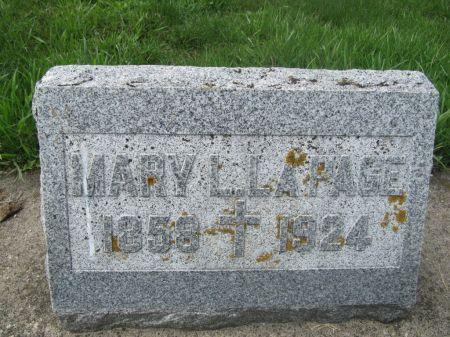 LA PAGE, MARY L. - Dubuque County, Iowa | MARY L. LA PAGE