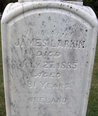 LARKIN, JAMES - Dubuque County, Iowa | JAMES LARKIN