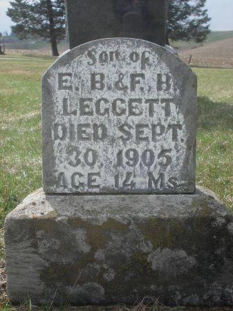 LEGGETT, STANLEY E. - Dubuque County, Iowa | STANLEY E. LEGGETT