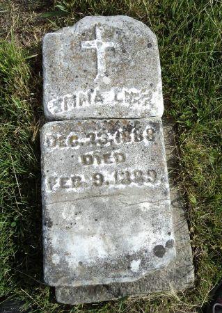 LINK, EMMA - Dubuque County, Iowa | EMMA LINK