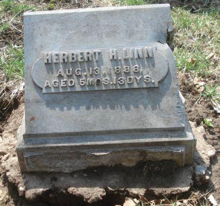 LINN, HERBERT H. - Dubuque County, Iowa   HERBERT H. LINN
