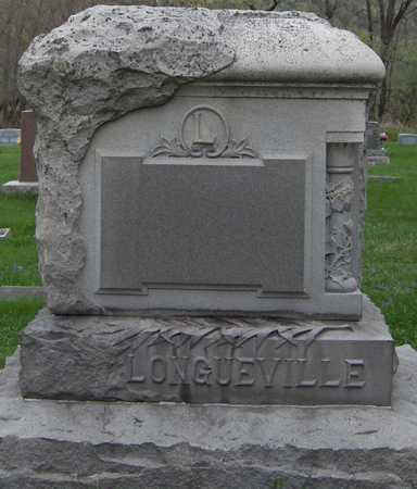 LONGUEVILLE, FAMILY MONUMENT - Dubuque County, Iowa | FAMILY MONUMENT LONGUEVILLE