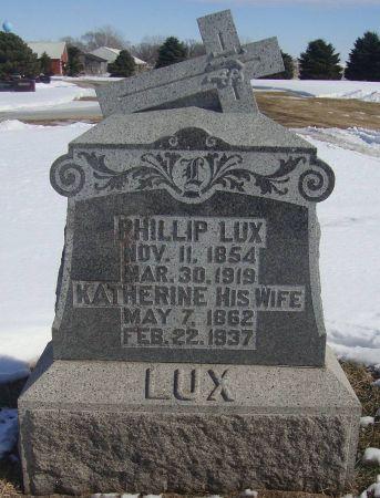 LUX, KATHERINE - Dubuque County, Iowa | KATHERINE LUX