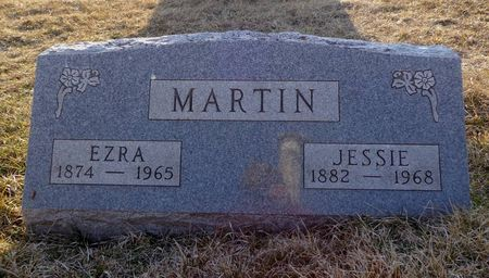 MARTIN, EZRA - Dubuque County, Iowa | EZRA MARTIN