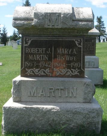 MARTIN, ROBERT J. - Dubuque County, Iowa | ROBERT J. MARTIN