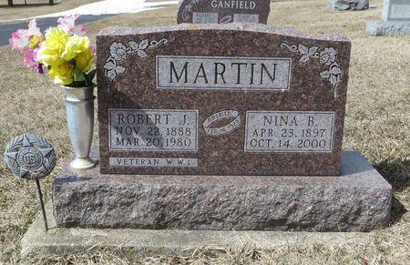 MARTIN, NINA B. - Dubuque County, Iowa | NINA B. MARTIN