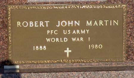 MARTIN, ROBERT JOHN - Dubuque County, Iowa   ROBERT JOHN MARTIN