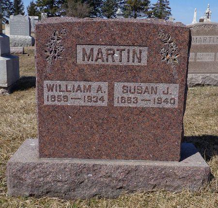 MARTIN, WILLIAM A. - Dubuque County, Iowa | WILLIAM A. MARTIN