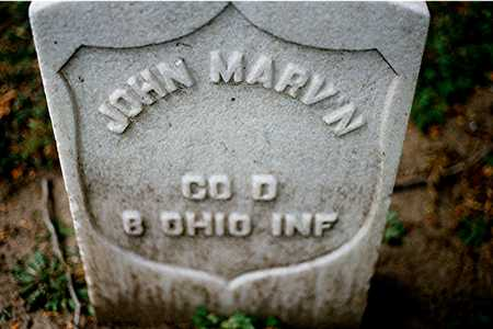 MARVIN, JOHN - Dubuque County, Iowa | JOHN MARVIN